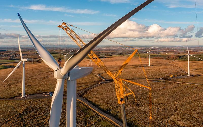 Объявление о проведении закупки на разработку раздела «Проект организации строительства» по объекту: «Строительство ветряной электрической станции установленной мощностью 68,4 МВт»