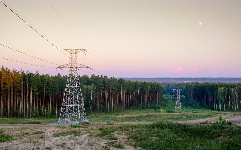 Объявление о продлении сроков конкурса на разработку схемы с оптимальной трассой прохождения ВЛ 110кВ по территориям земельных участков с разными собственниками, расположенных в Ленинградской области Волховского района.