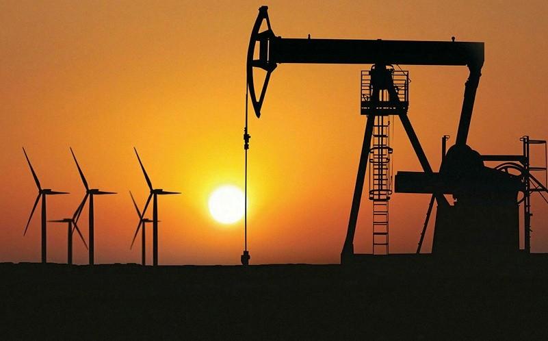 Нефтяники идут в ветер
